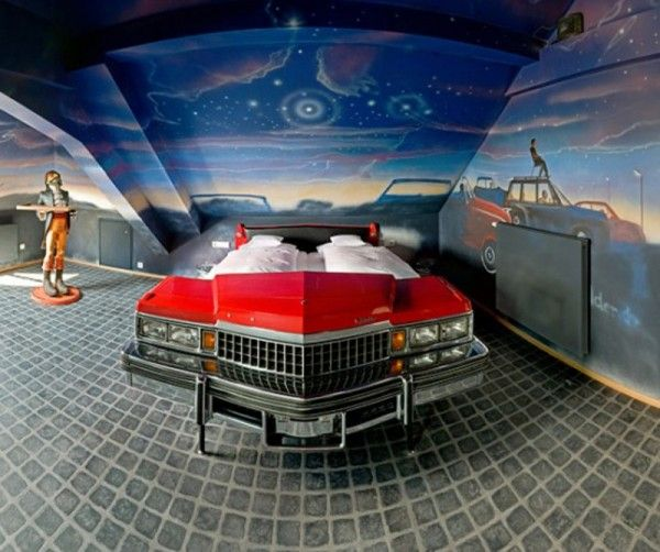 Car Themed Bedroom For Adults