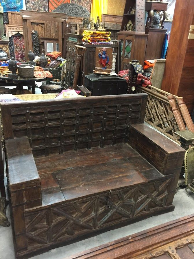 Pleasing Pin By Mogul Interior On Indian Antique Bench Bench With Theyellowbook Wood Chair Design Ideas Theyellowbookinfo