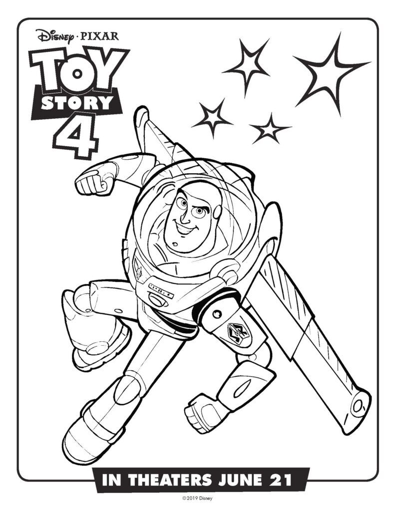 Little Bo Peep Toy Story Coloring Page Images