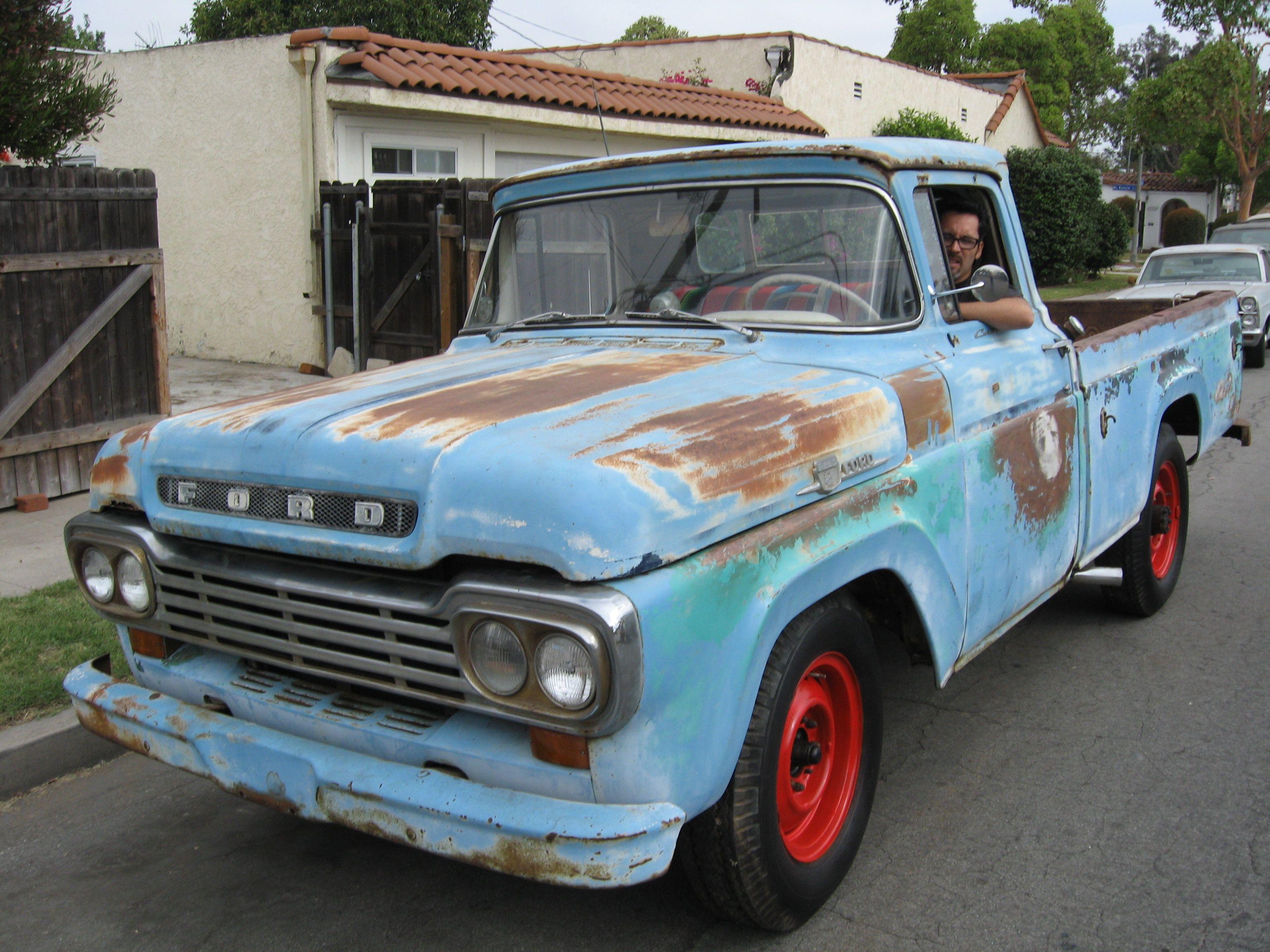 Pin by Kingofkings413 on 20s-50\'s Ford Trucks | Pinterest | Ford ...
