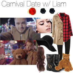 Carnival Date w/ Liam
