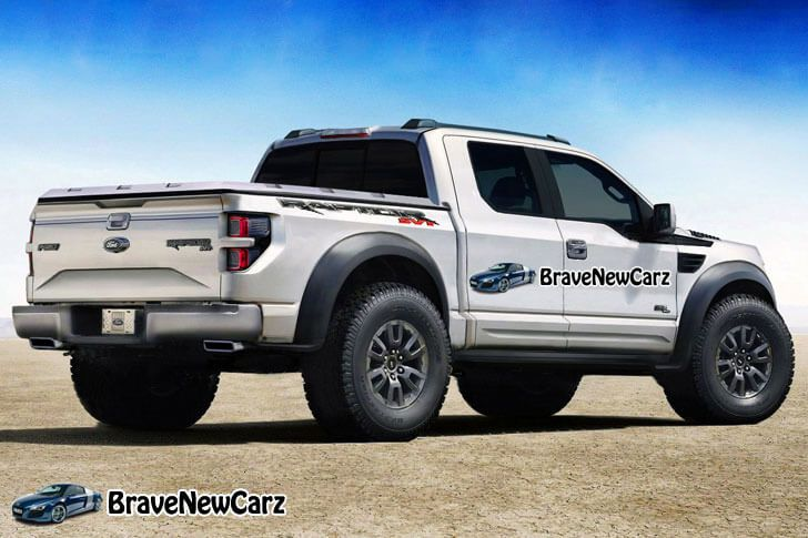 2017 Ford F 150 SVT Raptor Review