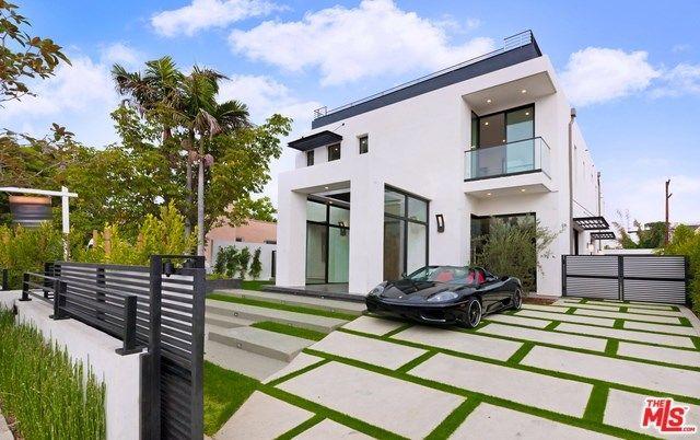 610 N Stanley Avenue Los Angeles Ca 90036 Real Estate California California Real Estate Modern House House Styles