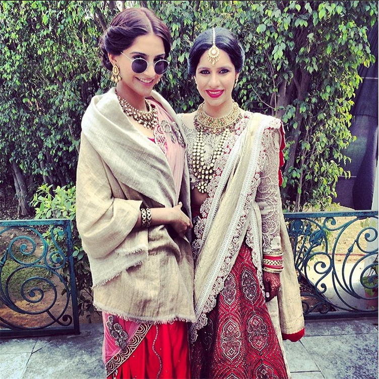 5 times Sonam Kapoor proved she's the coolest bride ever 35