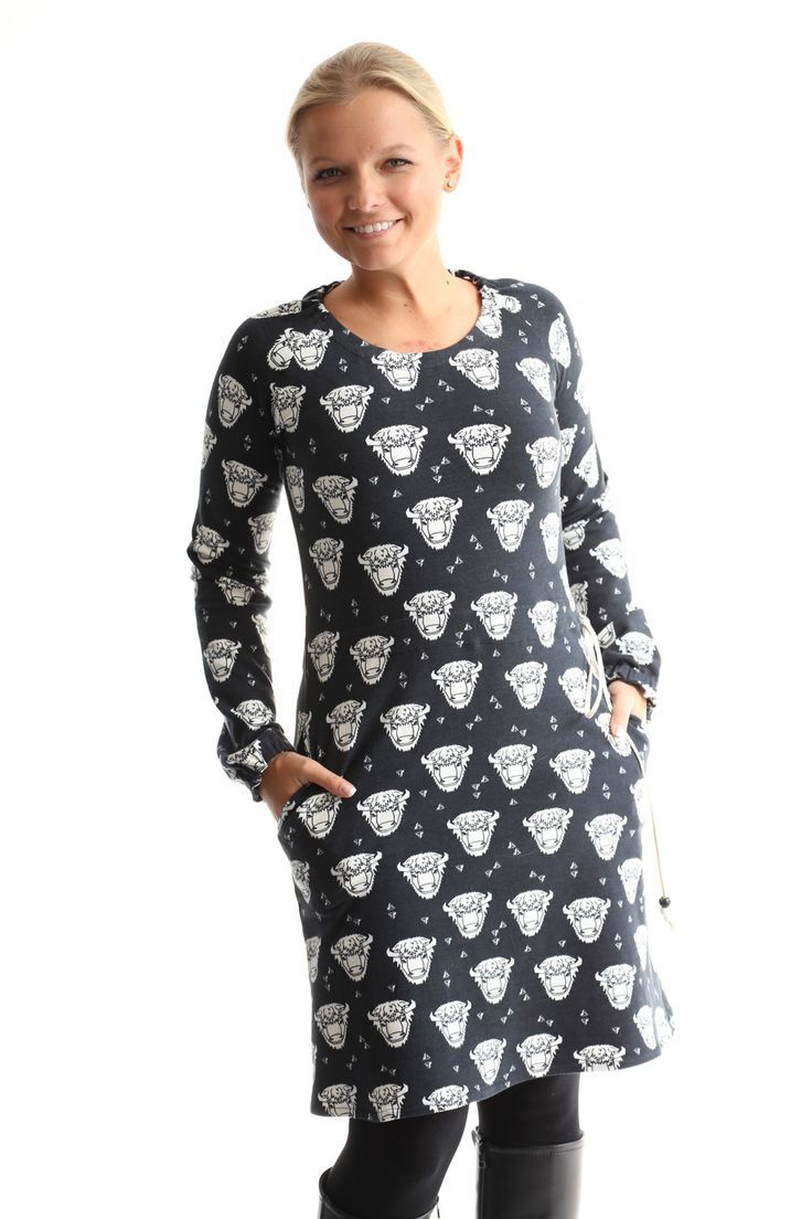E-Book Kleid Marseille | Schnittmuster, Nähen und Pech und schwefel