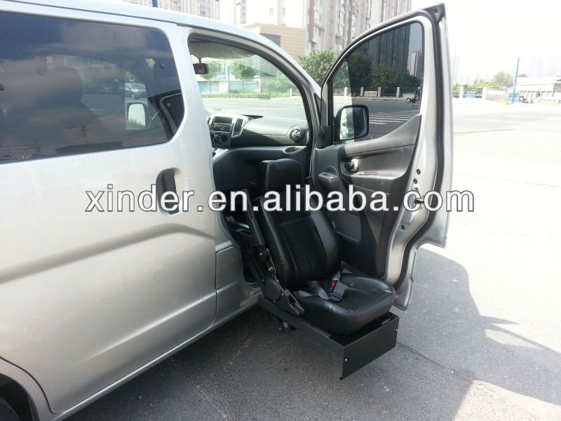 disability car seats adults
