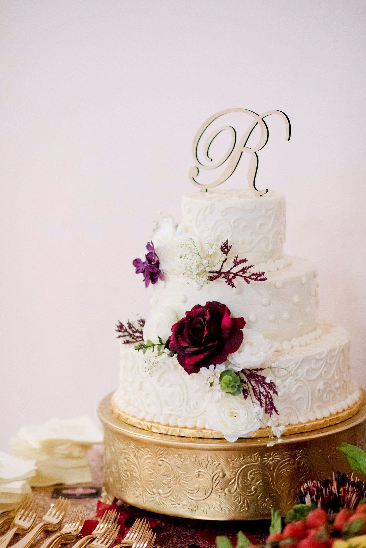 Cute Wedding Pretty Cake Topper Gold Glitter or Custom Acrylic Colors Glitter or Wood Cake Topper Wedding Decoration Monogram Glitter Cake Topper Letter