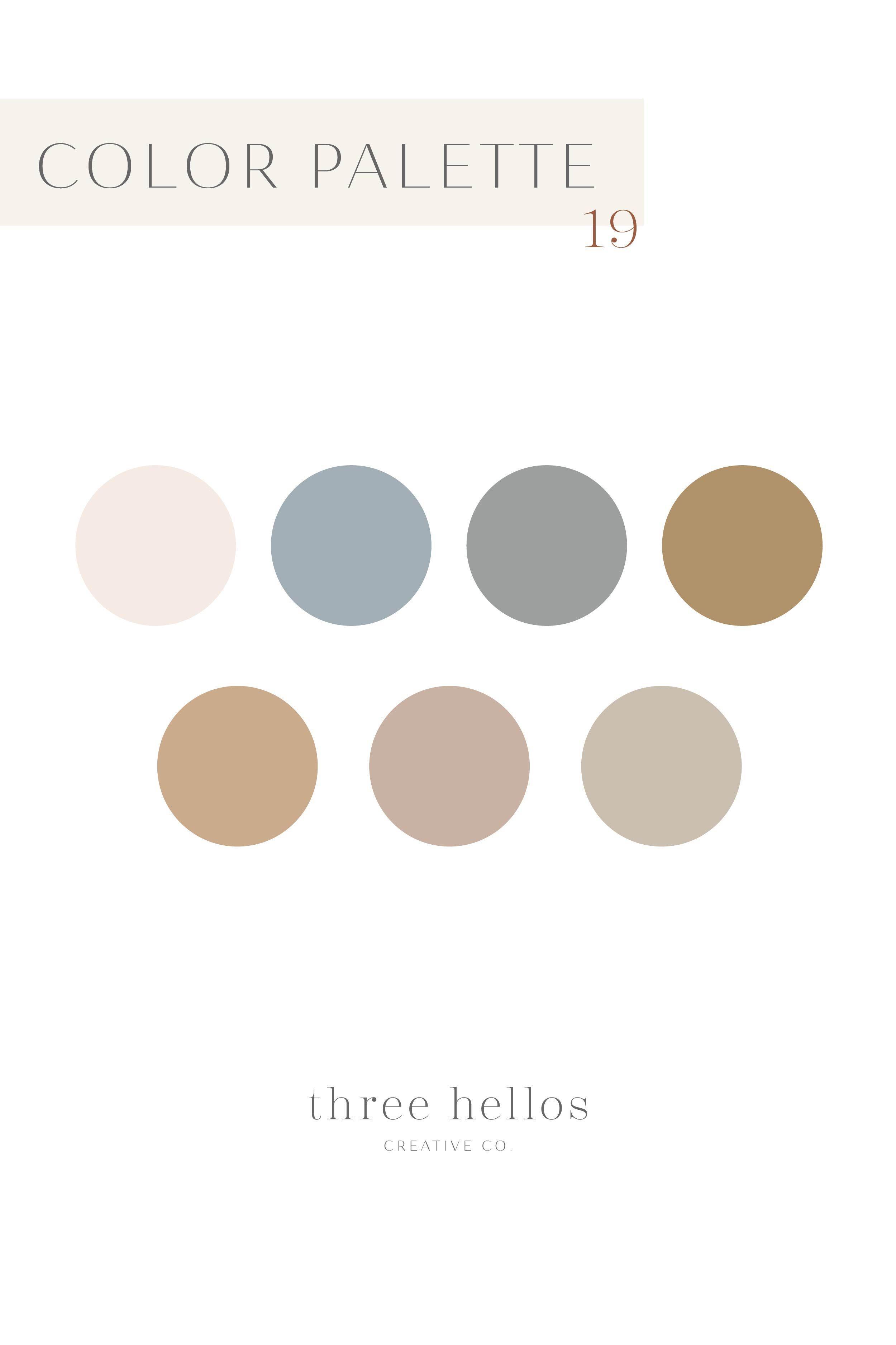 Neutral Cozy Color Palette In 2020 Color Palette Interior Design Brand Color Palette Farmhouse Color Palette