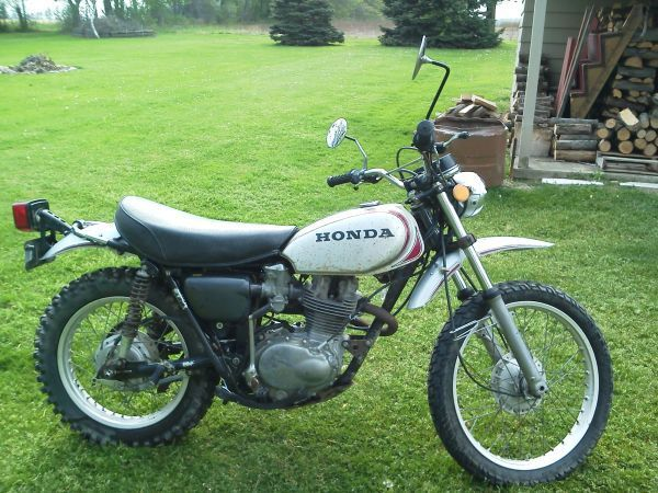 image result for 1970's early model honda enduro 250 cc | my rides