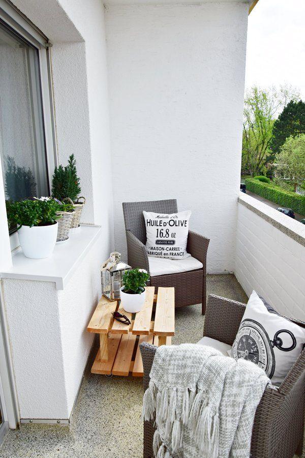 Lieblingsplatz SoLebIchde Foto malami #solebich #balkon #ideen - Pflanzen Deko Wohnzimmer