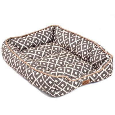 Precision Pet SNZ Ikat Drawer Bed Gray - 7024068