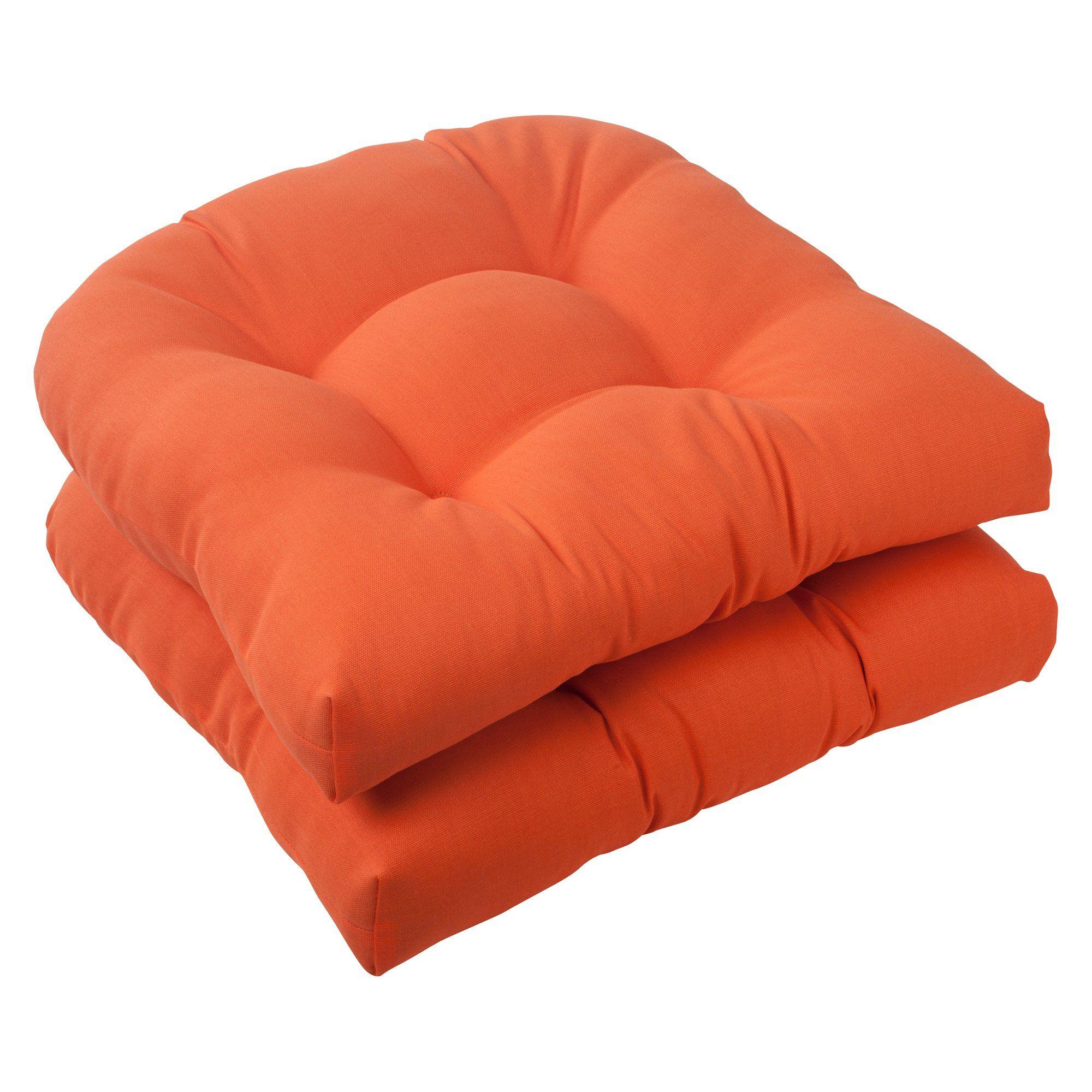 Amazon Com Pillow Perfect Indoor Outdoor Sundeck Wicker Seat