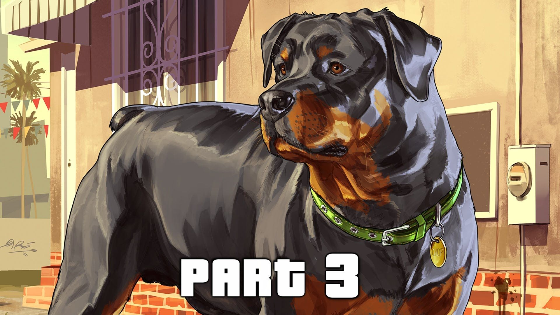 Grand Theft Auto 5 / GTA 5 Walkthrough Gameplay Part 3