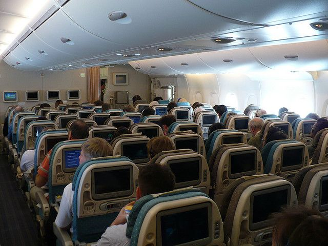 Inside Singapore Airlines A380 Cabin