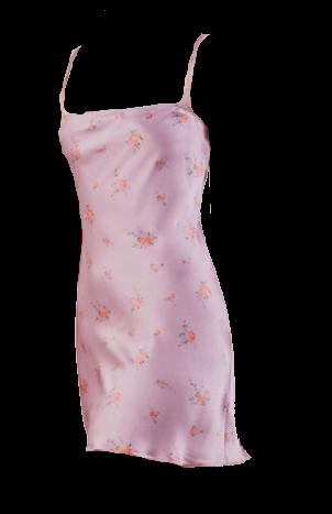 Pink Purple Polyvore Moodboard Filler Dress Pastel Purple Dress Kawaii Clothes Fashion