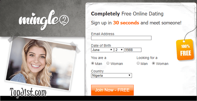 Mingle2 Sign Up | Free Online Dating | Mingle2 Dating Chat