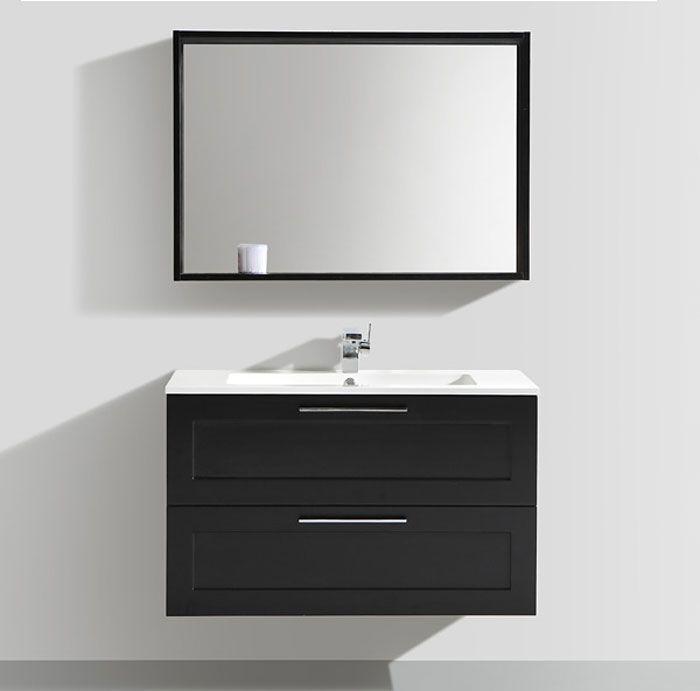 Wall Mount Bathroom Vanity MV1000SH