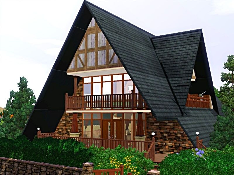 Mts Tonymontana87 1024282 Front Jpg 800 600 Pixeles A Frame House Architecture A Frame House Plans