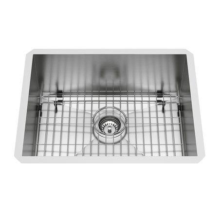 Home Improvement Single Bowl Kitchen Sink Sink Stainless Steel Grades
