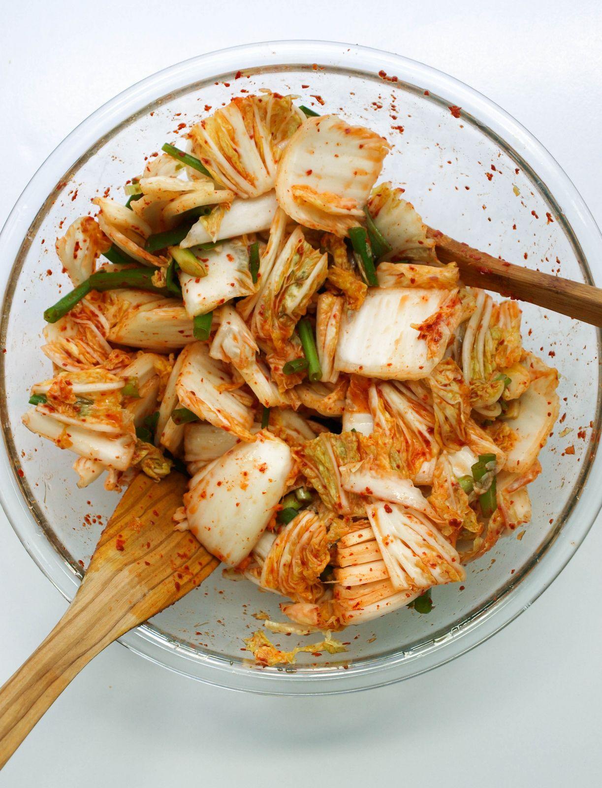 Kimchi vegan kimchi kimchi recipe whole foods vegan