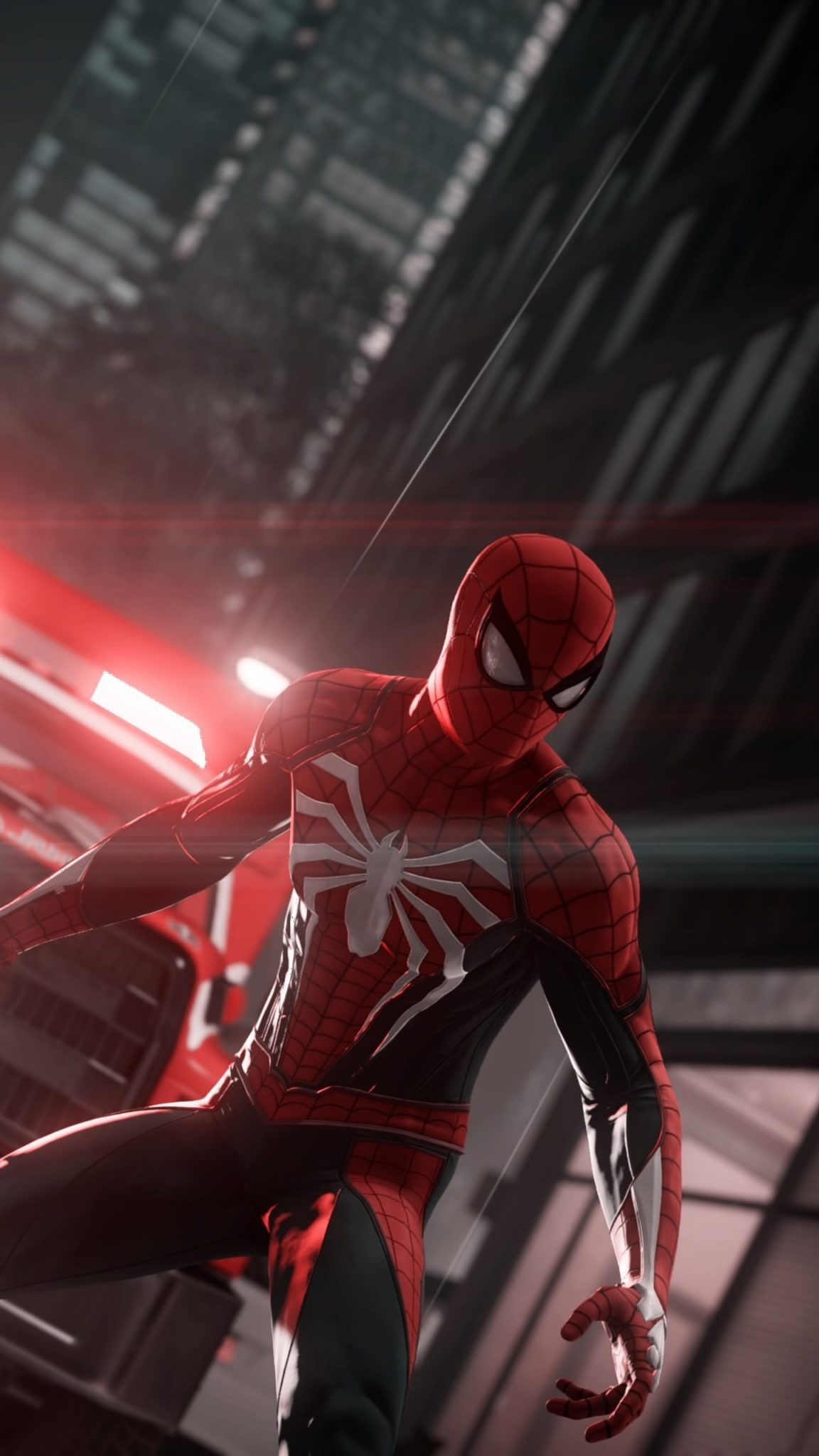 Top Spiderman Wallpapers PS4, Into the