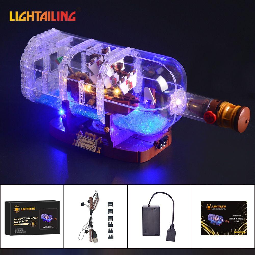 LIGHTAILING LED Light kit for LEGO 21302 Ideas The Big Bang Theory 21302