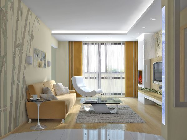 Simple Apartment Interior Japanese Style, Make Yours Apartment Look Perfect    Elegant Japanese Style Living