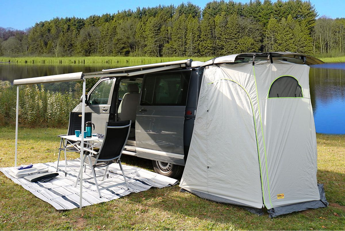 rear and side tents for Campervans and Minicamper   Van tent
