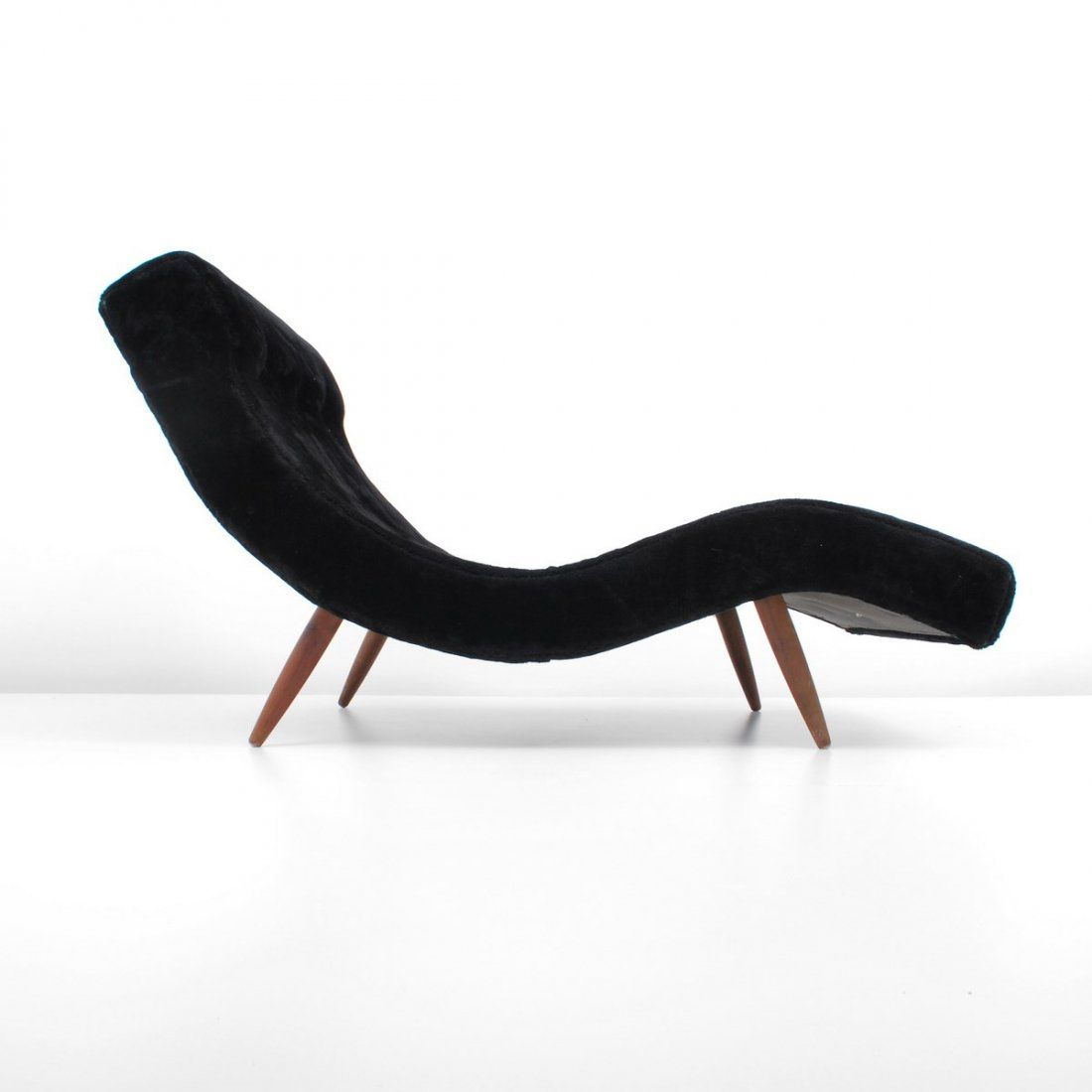 Wave chaise bed price - Adrian Pearsall Wave Chaise Longue For Craft Associates