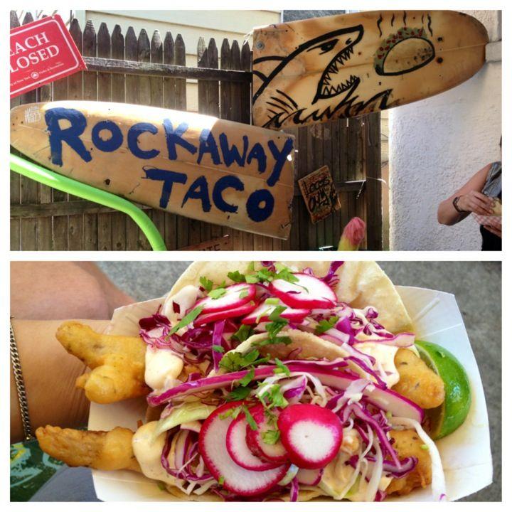 Rockaway Taco Hammels Queens Ny Fish Tacos Food Snob Food