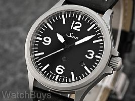 Sinn 856 Tegimented on Strap