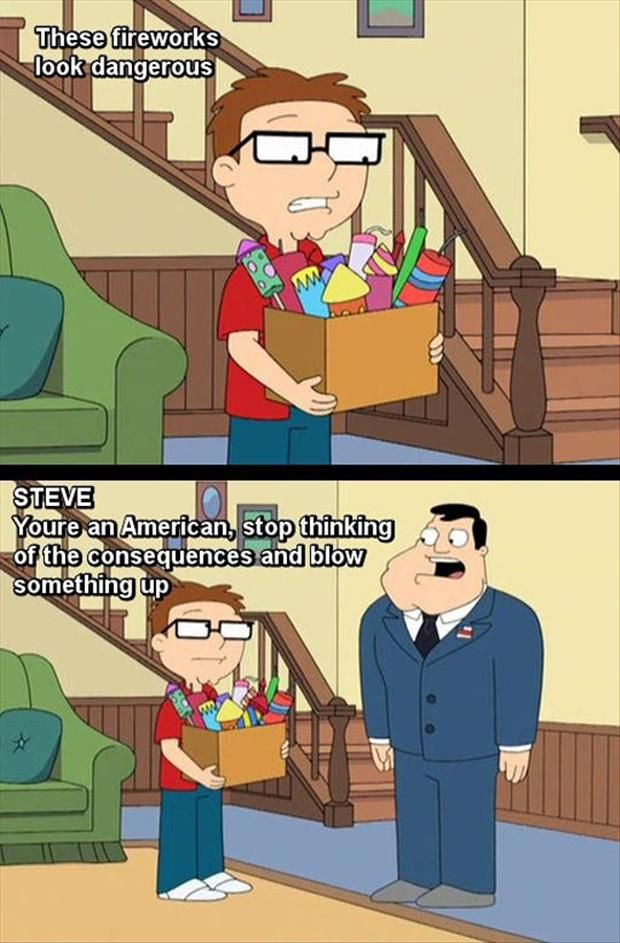 American Dad Jokes