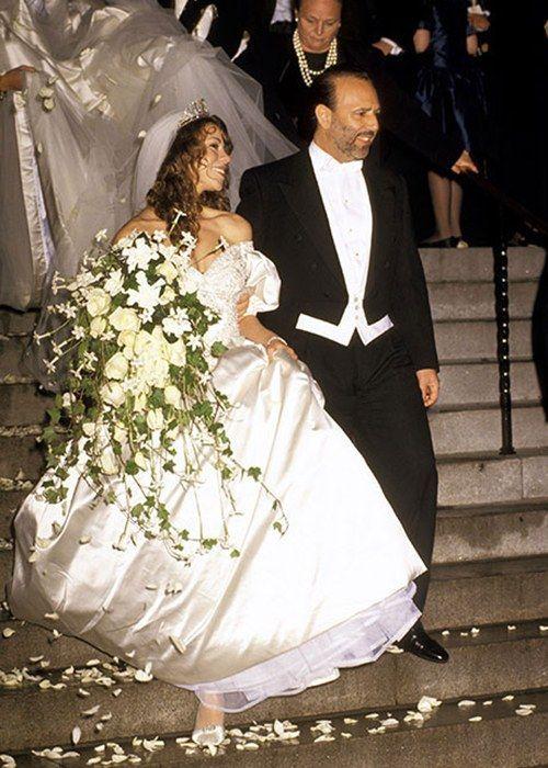233b64272 Mariah Carey's Wedding Photos: Nick Cannon, Tommy Mottola | Mariah ...