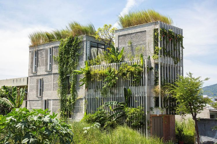 Okologisch Bauen Nachhaltigkeit Beispiele Bauweise