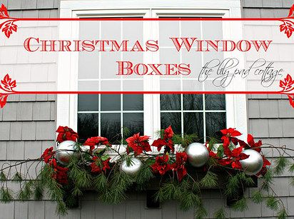 Paint Cheap Bouncy Balls To Make Oversized Lawn Ornaments Christmas Boxes Decoration Christmas Window Boxes Diy Christmas Window