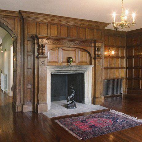 16th, 17th, 18th century style oak panelling - stuart interiors