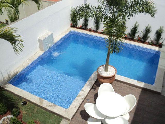 piscinas de alvenaria - Pesquisa Google garden Pinterest