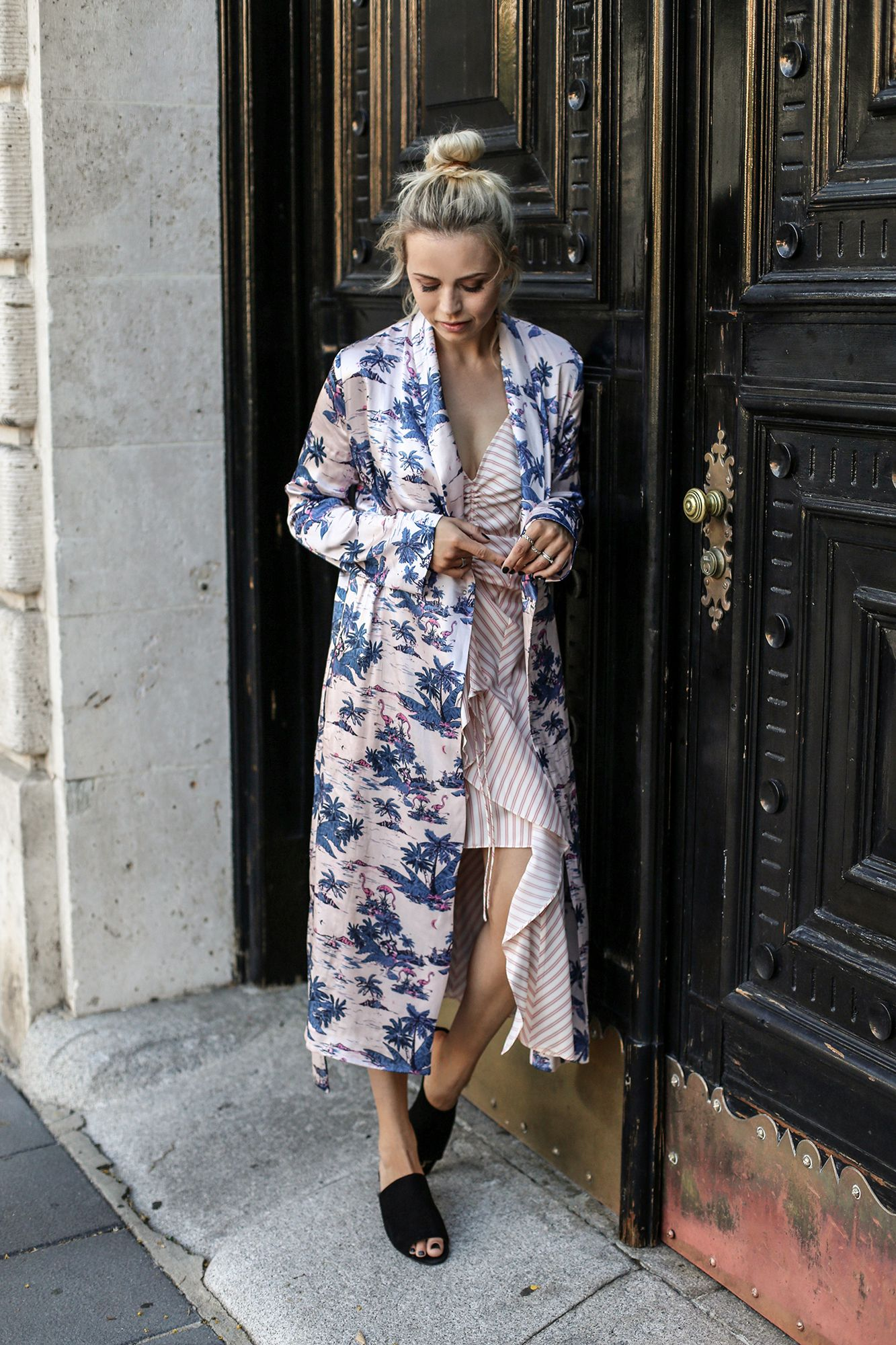 SILK KIMONO – JD Fashionfreak