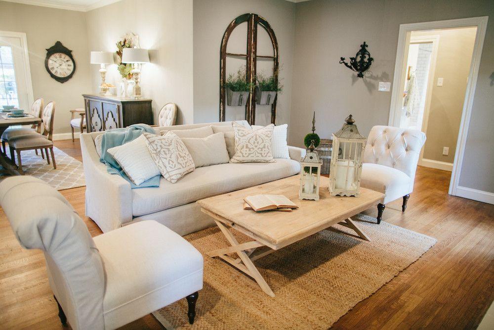room ideas | Home, Home living room, Fixer upper