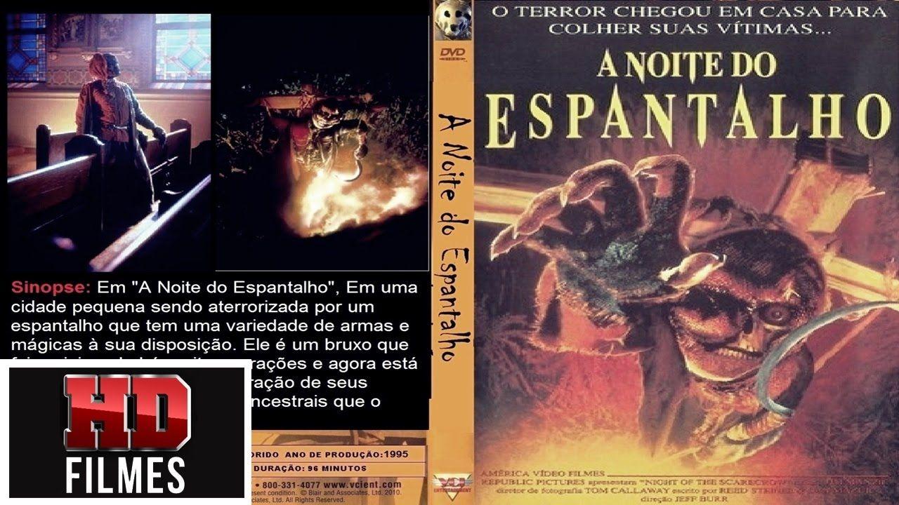 Filme A Noite Do Espantalho Dublado Hd Filmes De Terror