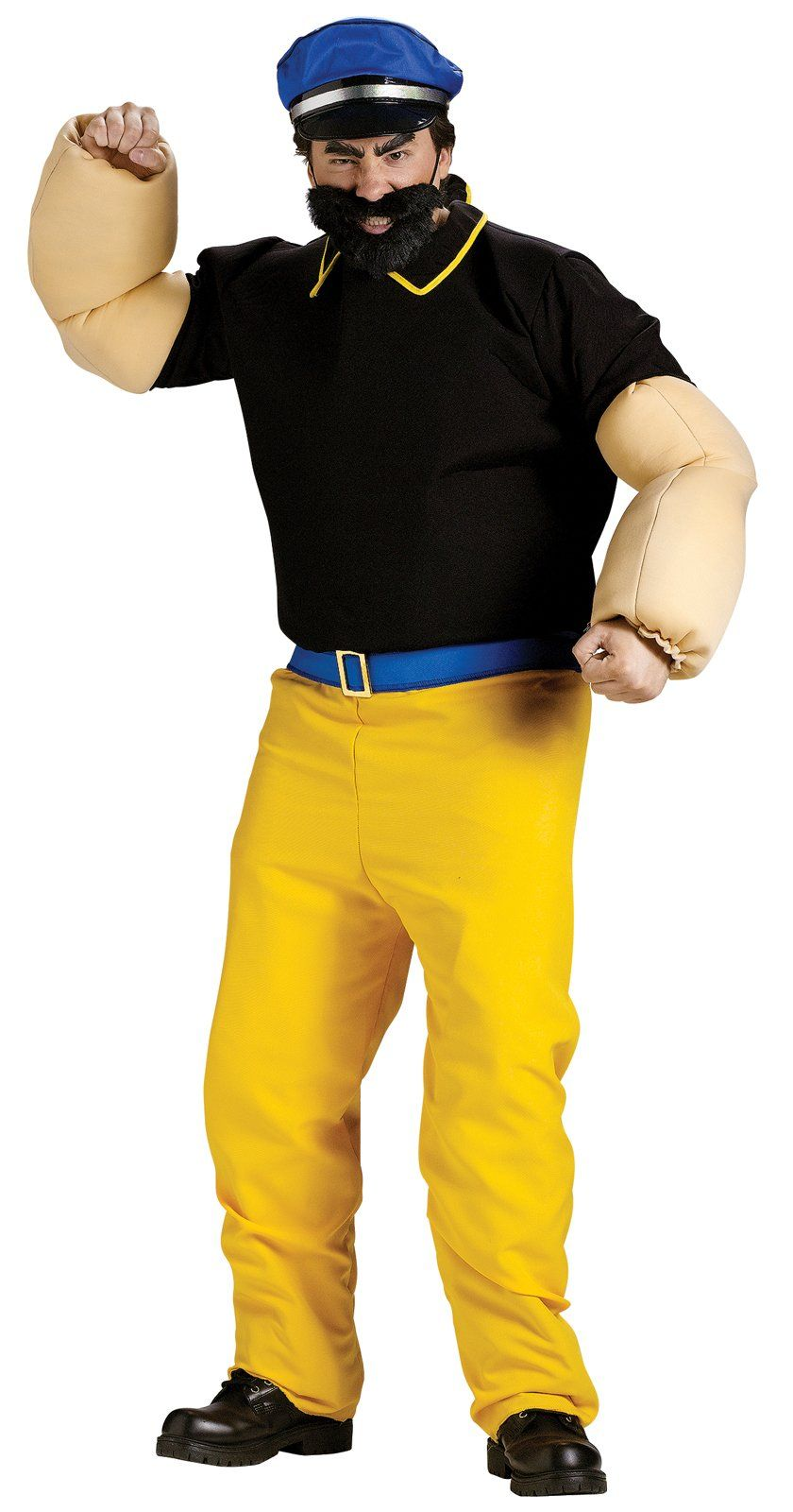 Brutus (or Bluto, depending on who you ask) from #Popeye