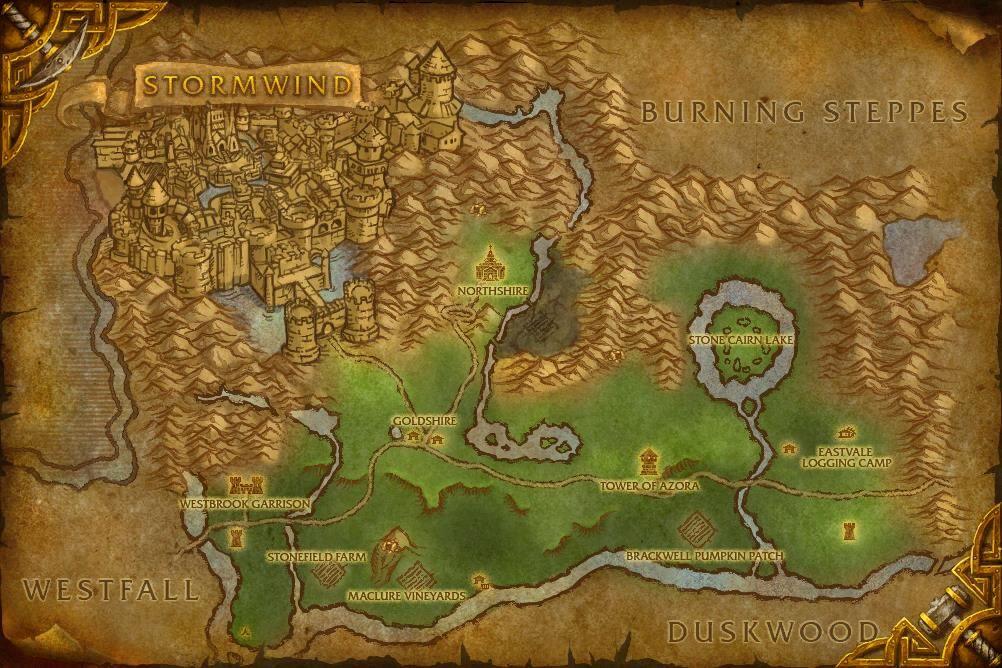Wow world map elwynn 1002668 game room prints pinterest wow world map elwynn 1002668 gumiabroncs Image collections