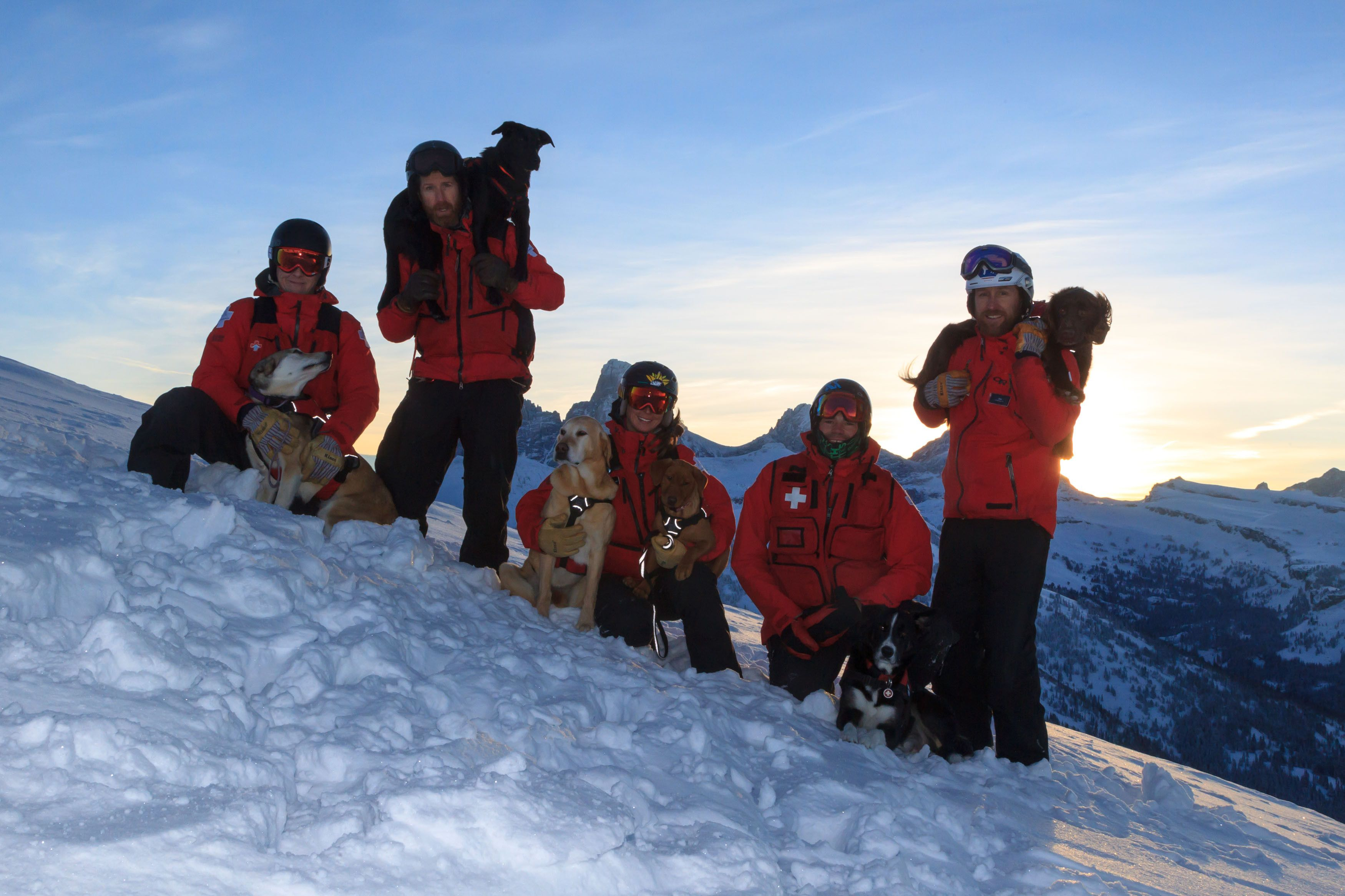 Tails From The Ski Resort David And Yuki Jason And Tuka Becca Leo And Ivy Kevin And Burdock Joe And Otter From Grand Targhee Skiing Working Dogs War Dogs