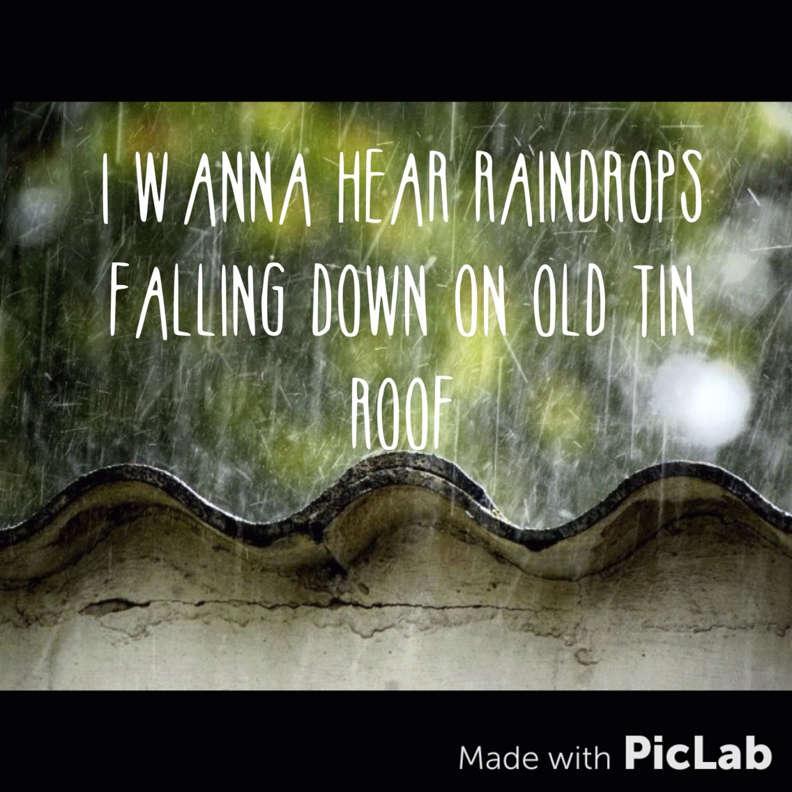 Roof is falling song