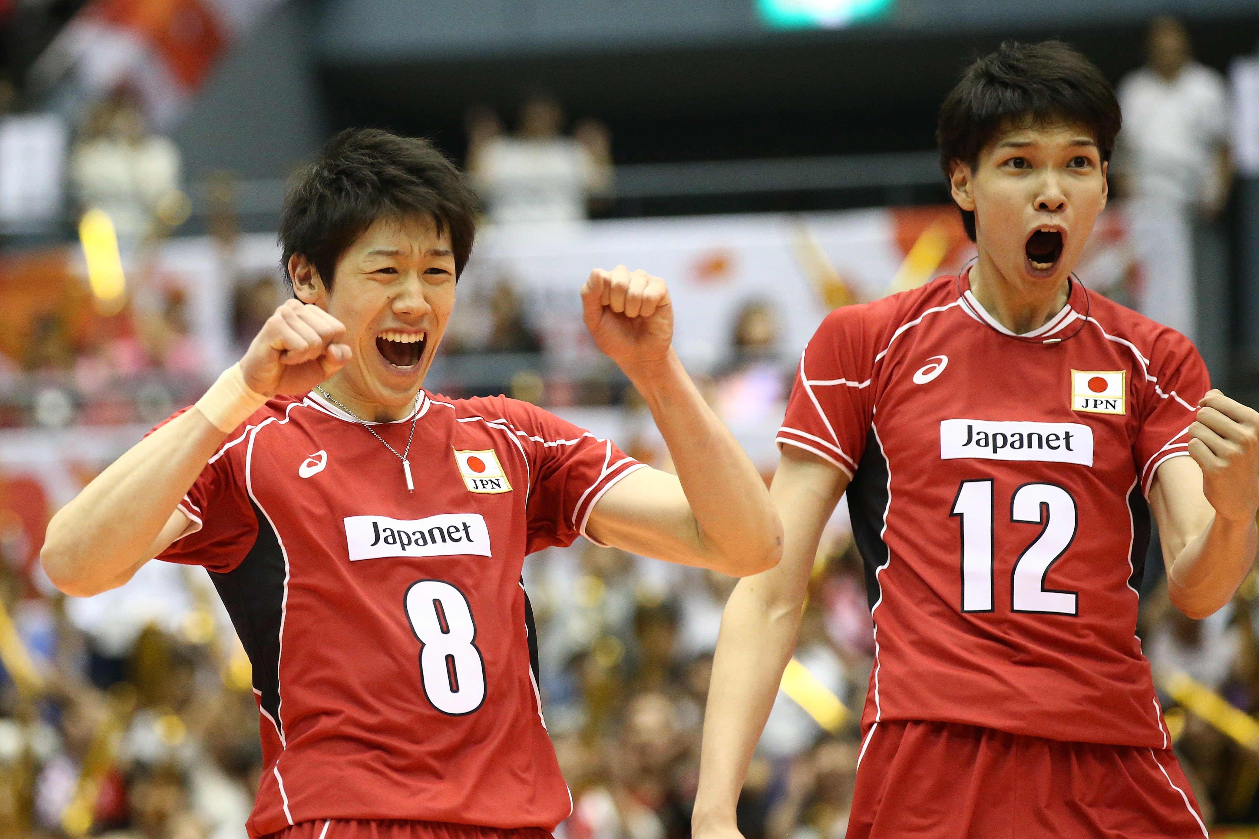 Yuki Ishikawa In 2020 Japan Volleyball Team Mens Volleyball Volleyball Team