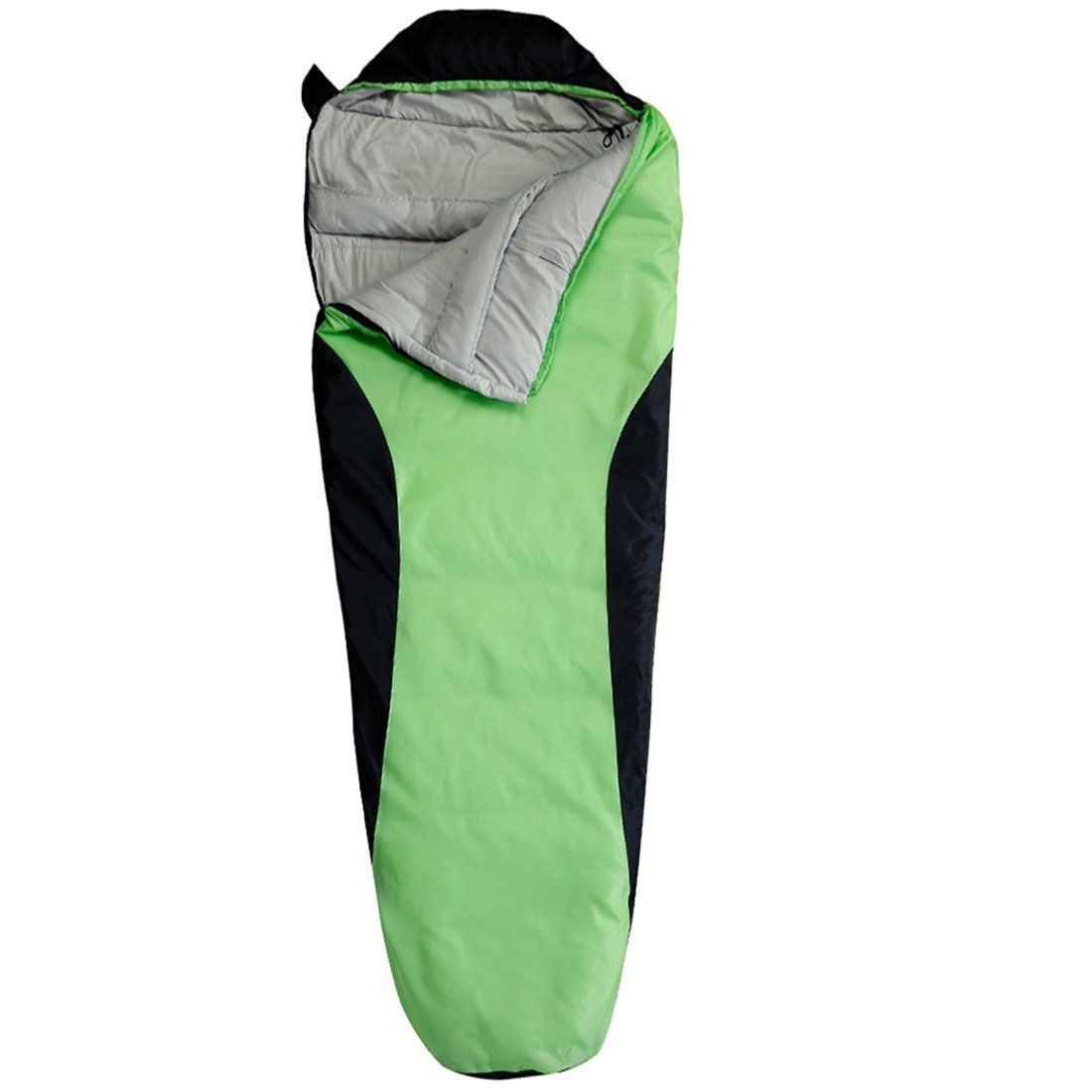 Zipperless Sleeping Bag