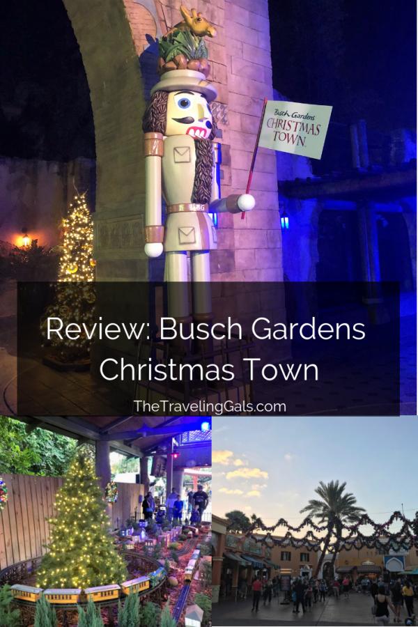 2deedd30721c036d5d9386f23edf4077 - Tips For Christmas Town Busch Gardens