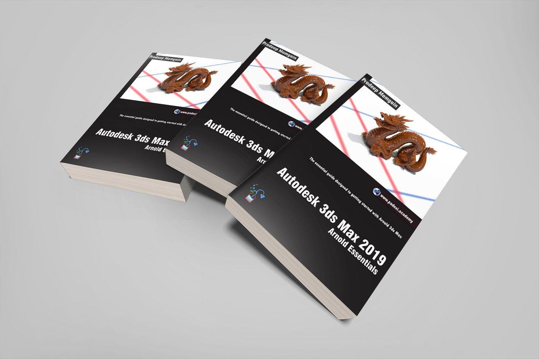 3d Max Tutorial Book