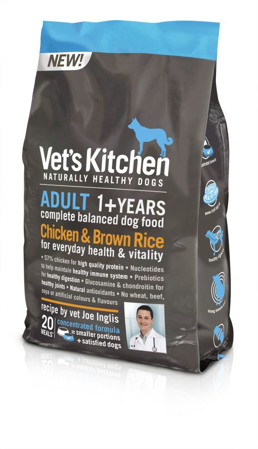Vet S Kitchen Dog Food Recipes Pet Food Packaging Creative
