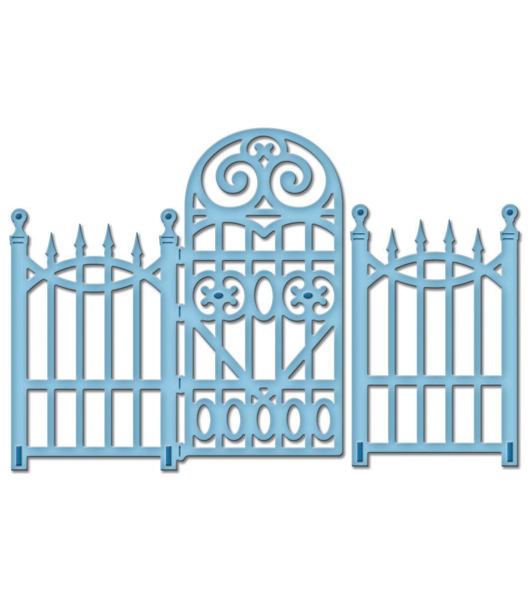 Открытки забор, первое